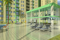3D_model_poolside_image_emagine creations advertising