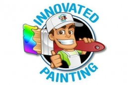 Innovated Painting Logo Design