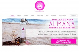 somos alma website